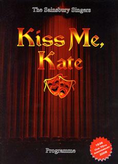 Kiss Me Kate the musical
