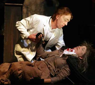 Sweeney Todd musical